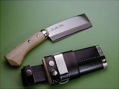Rakuten: Hatchet 120mm Aogami steel Single-edged Japanese craftsmen made- Shopping Japanese products from Japan