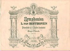 bethoveen symphonies printables (shabby chic) #check right side for more printable sites
