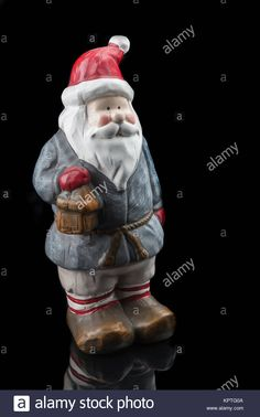 Download this stock image: Santa Claus - KPTG0A from Alamy's library of millions of high resolution stock photos, illustrations and vectors.
