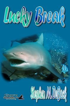 Lucky Break....->#gypsyshadow #youngadult #shortstory  A lone surfer adrift in fog on a silent sea faces imminent death from a great white shark. Lucky Break, a short story by Stephen M. Debock. Available from Amazon, Barnes and Noble, Smashwords, other fine eBook vendors and Gypsy Shadow Publishing at: http://www.gypsyshadow.com/StephenDeBock.html#Lucky