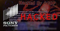 Sony Pictures bị hack, phim lậu bị tung lên mạng