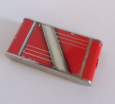 Art Deco cigarette case. @Deidra Brocké Wallace