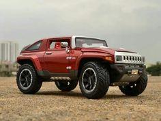 Hummer H2x concept car