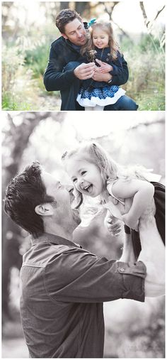 adorable father daughter portraits By Jamie Solorio