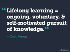 How do you pursue knowledge? Rethink PD with these resources.