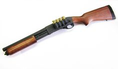 Remington 870 SBS Classic. No tacticool here boys, just good ole American Badassery.