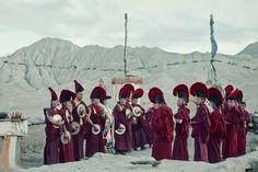 Mustang Tribe, Nepal. Photo by Jimmy Nelson | Yellowtrace