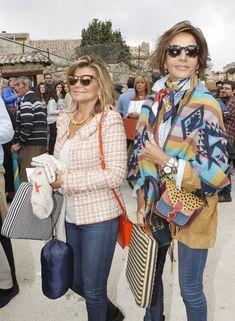 Don Juan Carlos coincide en los toros con Carmen Martínez-Bordiú, Naty Abascal y Fiona Ferrer - Foto 5