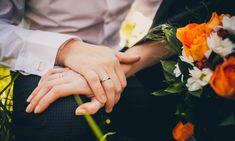 Las tendencias en alianzas de boda también existen (y te contamos cuáles son)