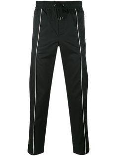 DOLCE & GABBANA Piped Track Pants. #dolcegabbana #cloth #pants