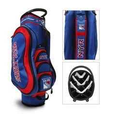 New York Rangers NHL Cart Bag - 14 way Medalist