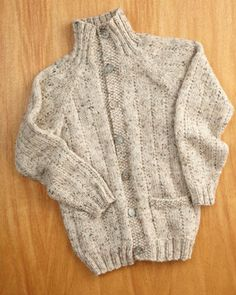 This is supposed to be a manly sweater... but I really want to make it for meeeeee :-)