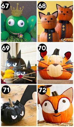 150 Pumpkin Decorating Ideas