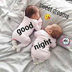 Good Night Baby, Good Night Sweet Dreams, Children, Kids, Onesies, Clothes, Young Children, Young Children, Outfits