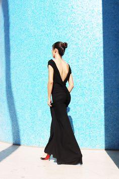 Salma Dress - Black