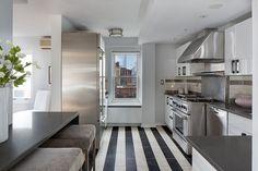 PLANCHER-Julia Roberts met en vente son magnifique appartement de Greenwich Village à New York (PHOTOS)