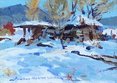 Galleries in Carmel and Palm Desert California - Jones & Terwilliger Galleries - Edward Norton Ward