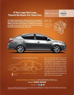 Nissan Versa Sedan #nissan http://www.daytonanissan.com/