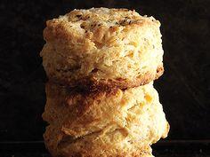 Salt-and-Pepper Biscuits Recipe | Epicurious.com