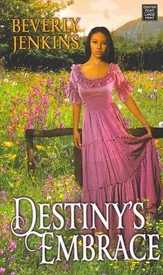 NEW Destiny's Embrace by Beverly Jenkins Hardcover Book (English) Free Shipping