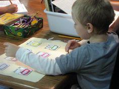 Pre-K resources for Catholic homeschooling.