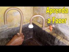 Faucet Repair, Youtube, Boho, Pallet Furniture, Saving Tips, Construction Tools, Cement Art, Facades