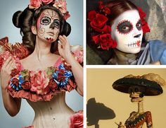 Would love to do a concept shoot centered around sugar skulls!