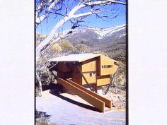 Ski Lodge, Thredbo. 1962.