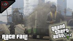 Hoe vaak kan je fout gaan! -  GTA V #1 #gta #GrandTheftAuto #fail