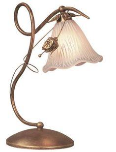 Fabulous Tischlampe Tischleuchte Fensterbank Schreibtisch Lampe Landhaus Rustikal Alice