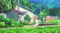 Non Non Biyori Repeat [Season 2] Episode 1 Backgrounds - Album on Imgur