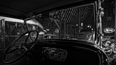 If Cars Could Talk by Tim Thurman on 500px