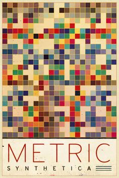 #METRIC, for Young Moderns DESIGN