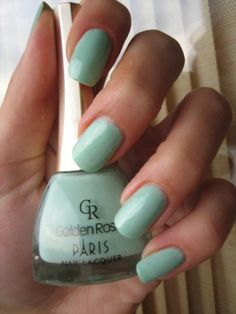 Golden Rose Nail Lacquer №236