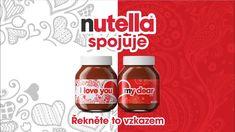 Nutella, The Creator, Love You, Te Amo, Je T'aime, I Love You