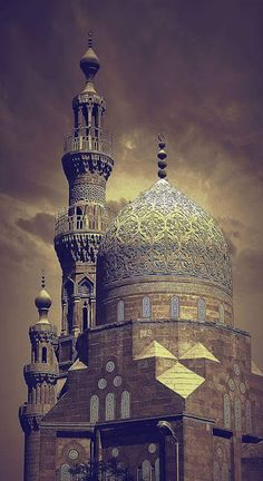 From Khair Bey Mosque Old Cairo With Love