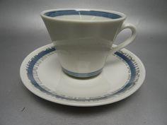 RETRO  KAFFEKOPP  RÖRSTRAND TROJA Serving Utensils, Porcelain Ceramics, Teacups, China, Baking, Coffee, Retro, Tableware, Diy