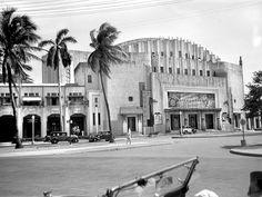 Manila Metropolitan Theater, 1930s, Manila, Philippines