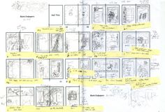 Picture Book Basics - Sketches and Layout | Words & Pictures - Online Magazine of SCBWI British Isles