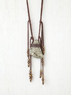 Free People Vagabond Necklace, $178.00