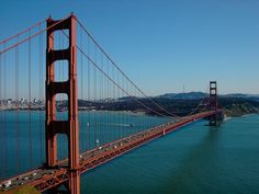 Golden Gate Bridge – USA.