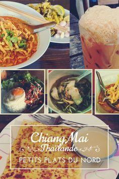 Manger à Chiang Mai, petits plats d'influence lanna, issan et j'en passe. Bon appétit!