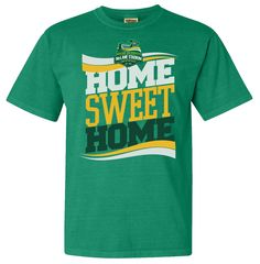 """McLane Stadium: Home Sweet Home"" t-shirt #SicEm #Baylor"