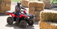 New 2017 Honda FourTrax® Foreman® Rubicon® 4x4 EPS ATVs For Sale in Florida. It doesn't matter whether we're talking about architecture, transportation, clothing, food or music: the real greats stand the test of time. And when you're talking about all-terrain vehicles, that test means two things: how many hours a day you want to ride, and how long your ATV lasts. The Honda FourTrax Foreman Rubicon knocks it out of the park on both counts. It's a premium ATV that places a premium on rider…