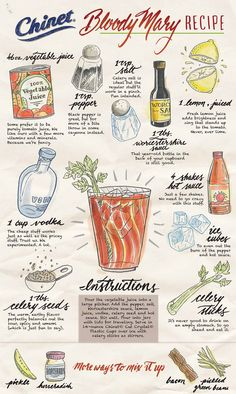 Tailgate season is back! Kick it off with this fully loaded Bloody Mary recipe.