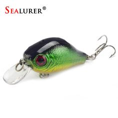 2017 Fishing Lure 1pcs 5.5cm 9g Pesca Crankbait Hard Bait Tackle Artificial Lures Swimbait Fish Japan Wobbler Free Shipping #Affiliate