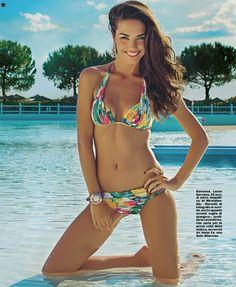 ilaria d'amico bikini - Cerca con Google