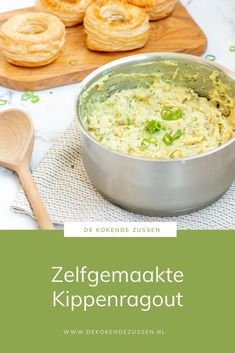 Healthy Crockpot Recipes, Meat Recipes, Chicken Recipes, Punch Recipes, Dutch Kitchen, Brunch, Good Food, Yummy Food, Snacks Für Party