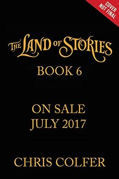 Land of Stories Book 6 (The Land of Stories) by Chris Colfer https://www.amazon.com/dp/B01MQFARLM/ref=cm_sw_r_pi_dp_x_q95HybGT3YK1M