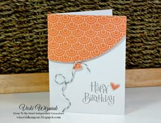 CTMH Paper Fundamentals #birthday #inspiration